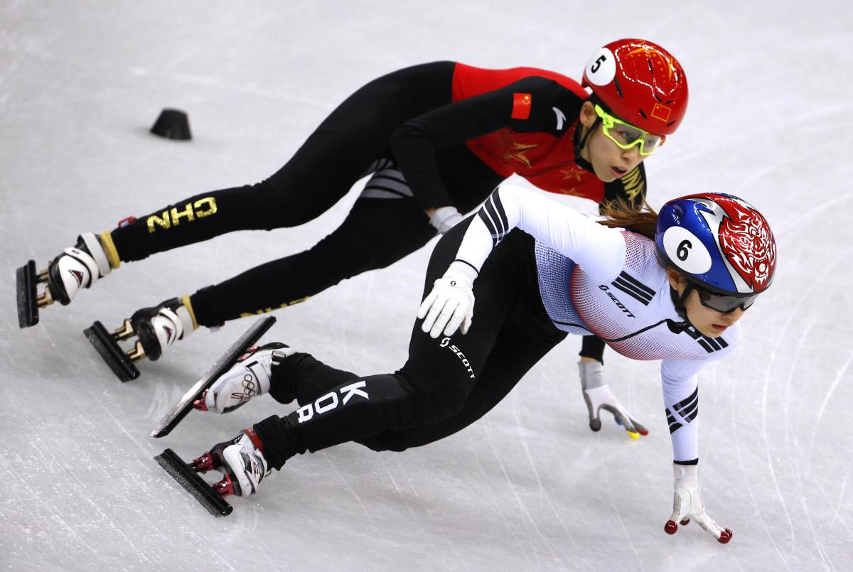 Сборная Кореи оставила команду Китая без медали Игр / Reuters