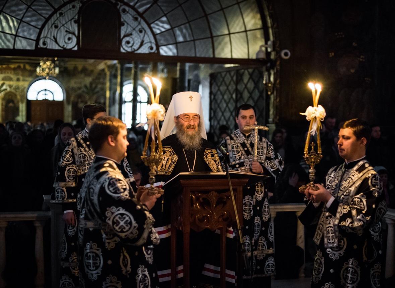 Блаженнейший Митрополит Онуфрий / news.church.ua