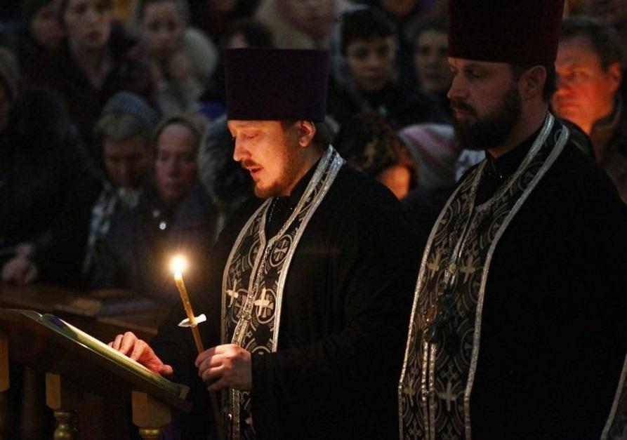 О ком поется в Каноне Андрея Критского во вторник / Одесская епархия УПЦ