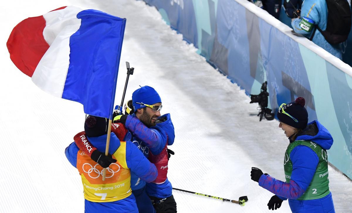 Фуркад приніс золото збірної України на Олімпіаді / Reuters