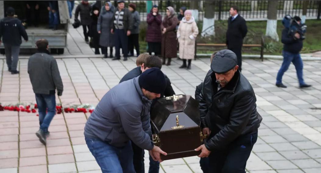 Погибшие были прихожанками Свято-Георгиевского собора / foma.ru