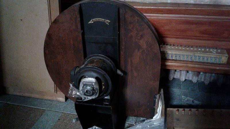 Инструмент  был изготовлен в 1928 году / katolik.life