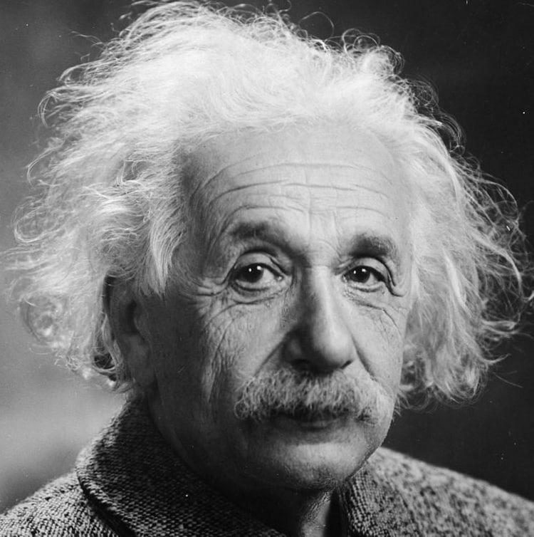 Альберт Эйнштейн / фото из открытых источников