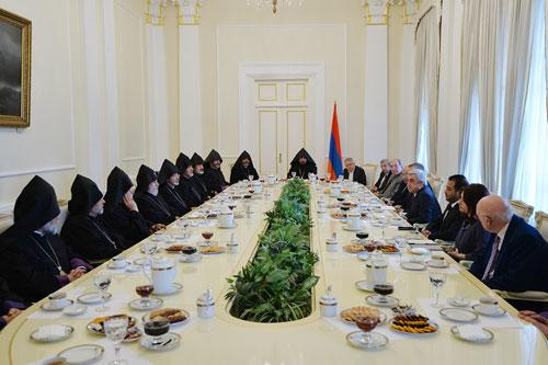 Начал работу Верховный духовный совет Армянской Апостольской Церкви / blagovest-info.ru
