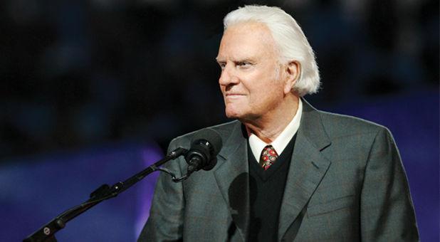 Билли Грэм был пастором Южной баптистской конвенции / ieshua.org