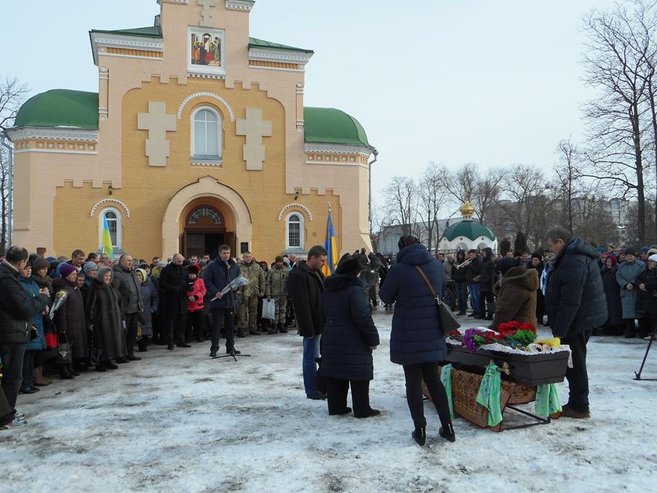 Під час виконання бойового завдання група сержанта Єгорова потрапила під обстріл