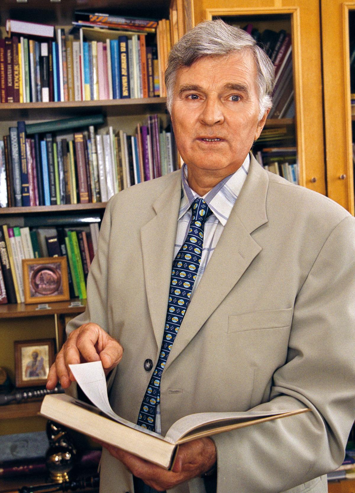 Петр Петрович Толочко – известный украинский историк / wikipedia.org
