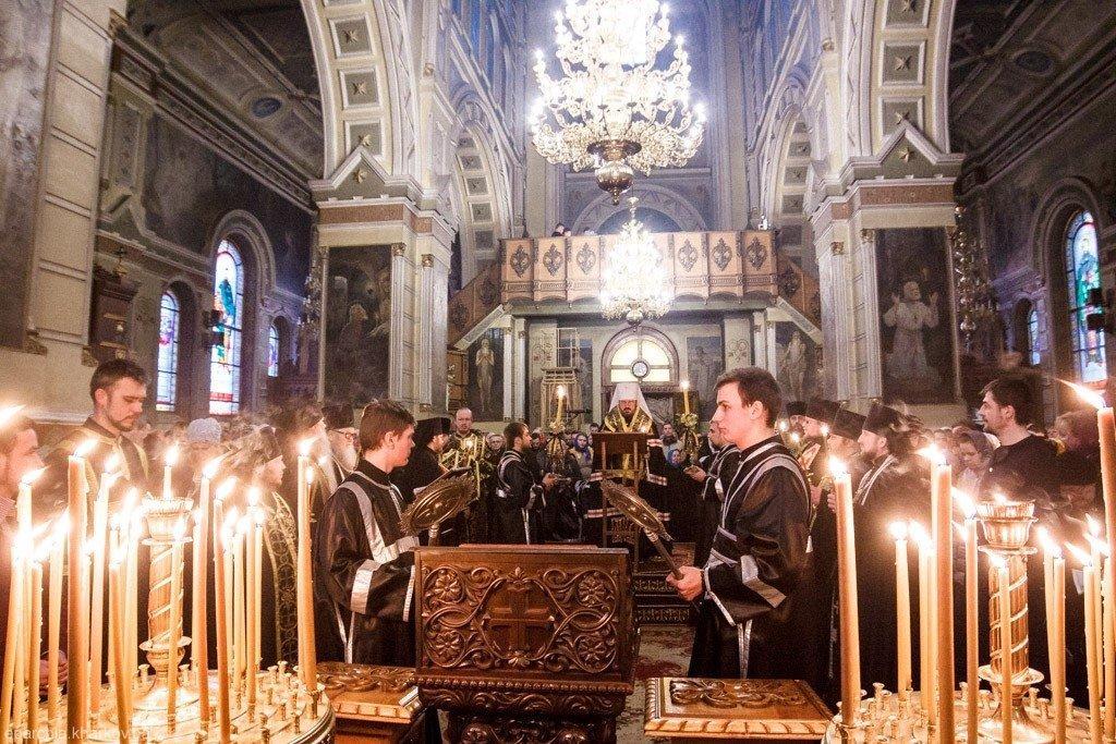О ком поется в Каноне Андрея Критского / Харьковская епархия УПЦ