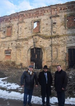 Иудеи планируют реставрировать синагогу и возобновить паломничество хасидов / vinnitsa.info
