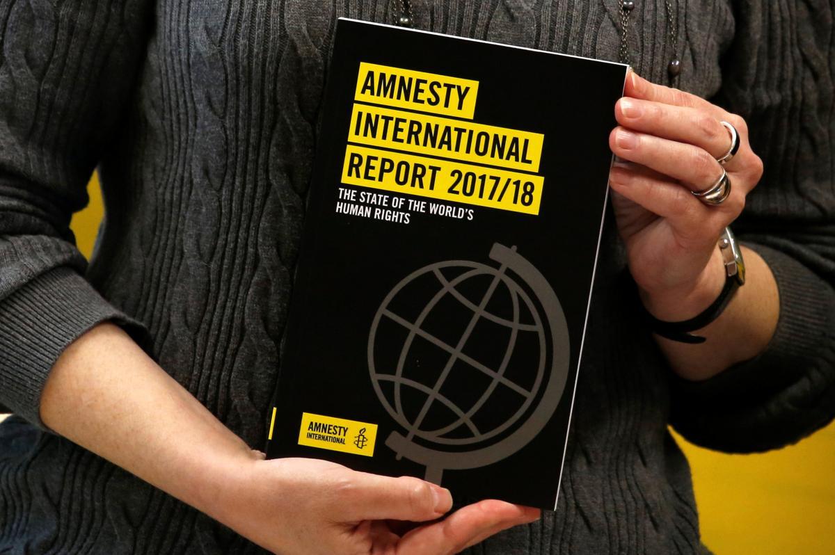Amnesty International: на Украине власть и ультраправые ущемляют права людей под предлогом защиты от российской агрессии