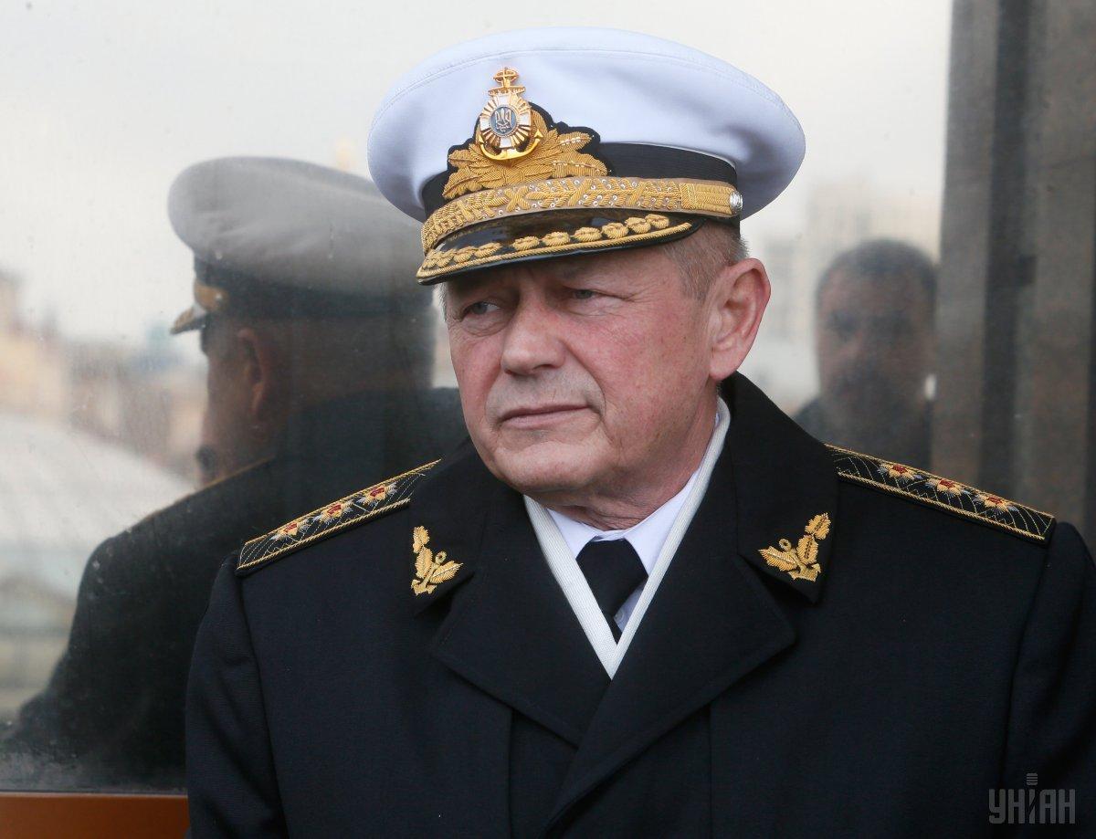 Тенюх говорит, что его план «идти на прорыв» в Крыму не был поддержан / фото УНИАН