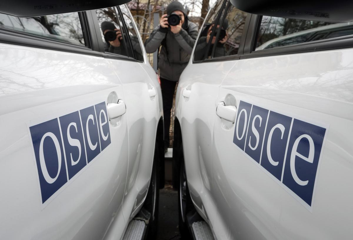 Задача миссии - беспристрастное и объективное наблюдение за ситуацией / osce.org
