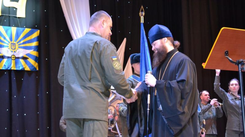 Архиерей отметил почетную миссию воинов / alexandria-eparhia.org.ua