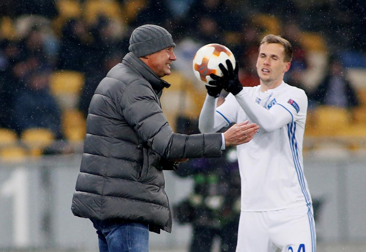САЕКом несыграют три главных игрока «Динамо»