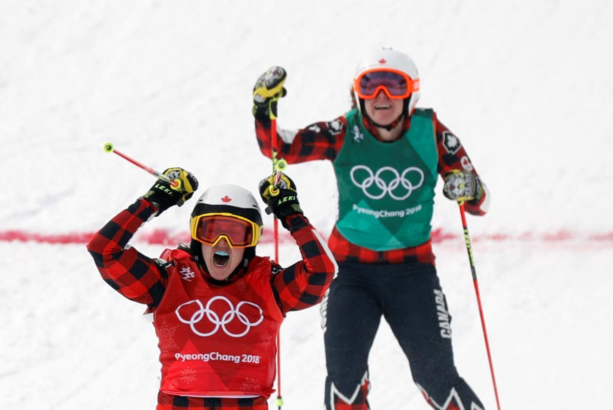 Серва принесла Канаде очередное золото Олимпиады / Reuters