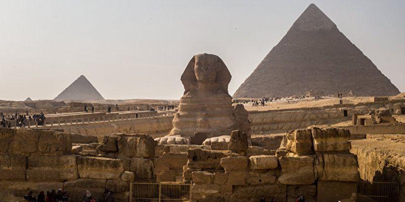 В Египте археологи обнаружили храм эпохи правления XXVI династии / telegraf.com.ua