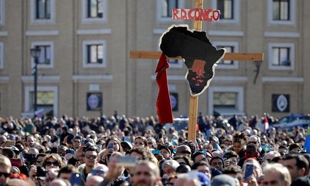 Сегодня Церковь проводит День молитвы и поста о мире / Reuters