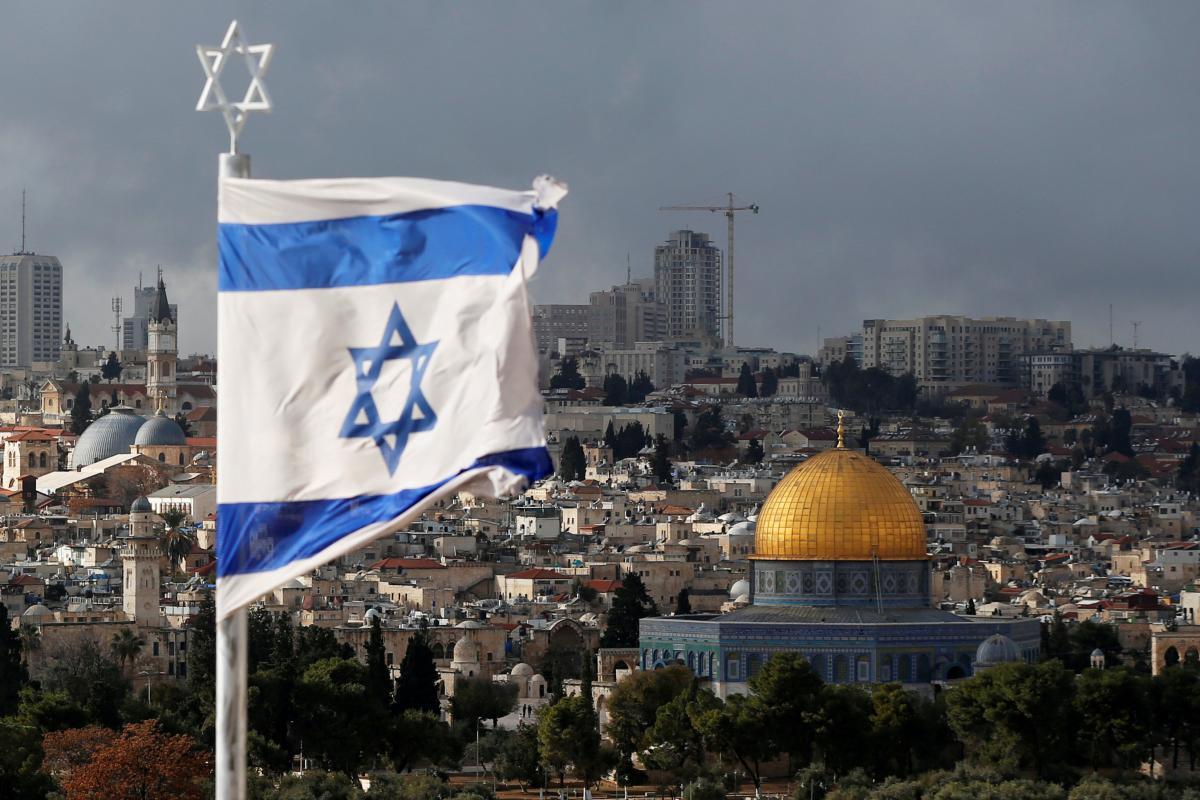 Иерусалим / Иллюстрация REUTERS