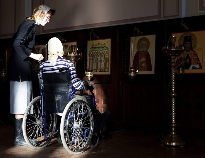 Вебінар присвячений роботі Церкви з людьми з особливими потребами / neinvalid.ru