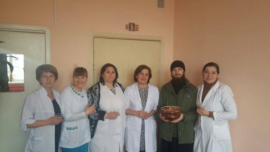 Монастирської куті вистачило і на медичний персонал