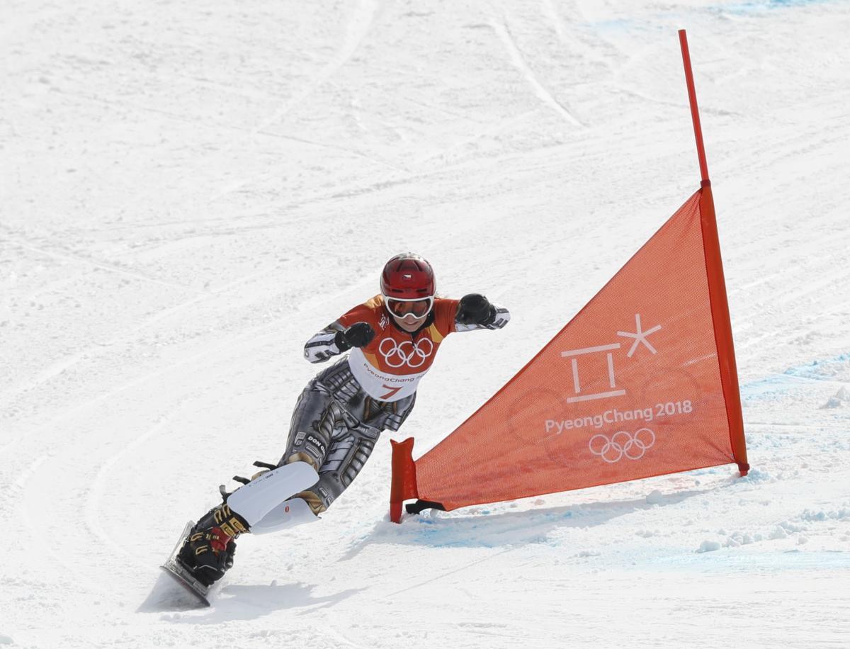 Ледецка выиграла Олимпиаду в двух разных видах спорта / Reutes