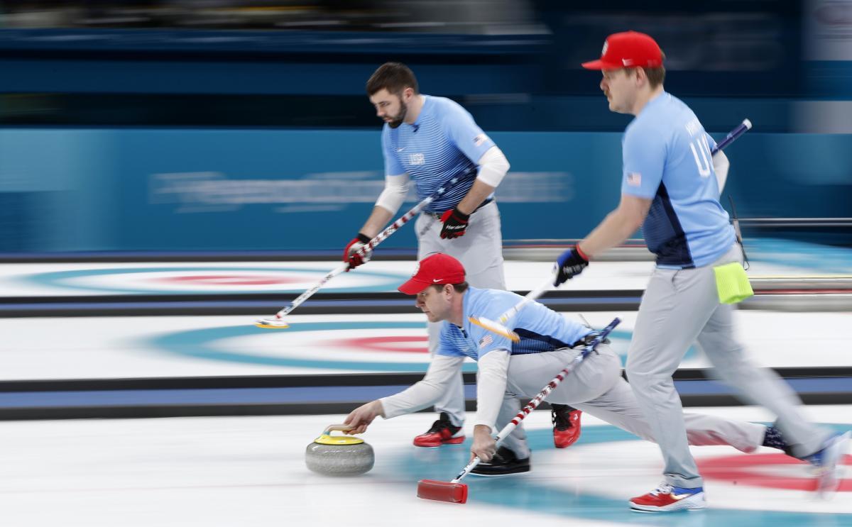 Кидок Шустера приніс 5 очок збірній США і олімпійське золото / Reuters