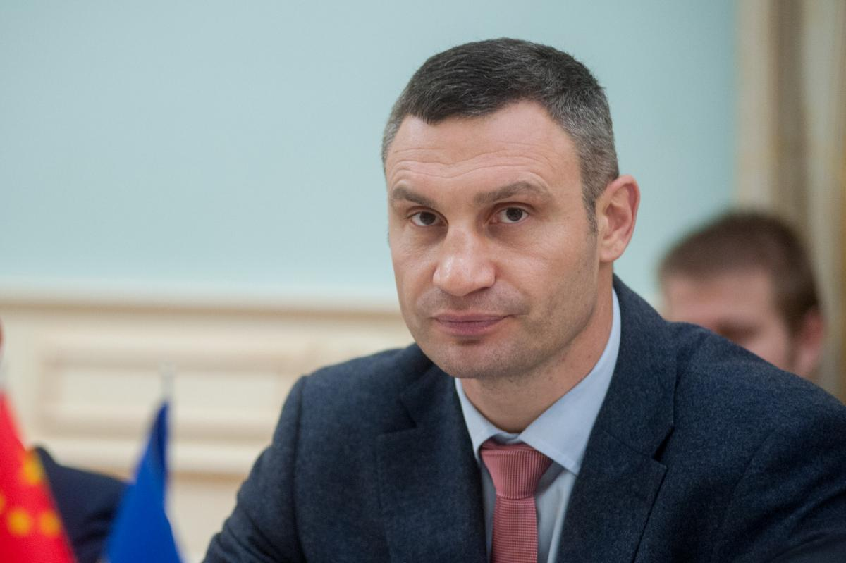 Кличко заявил, что на новые дороги в Киеве есть гарантия в 5 лет