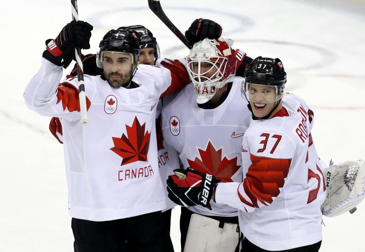 Збірна Канади виграла бронзу Олімпіади / REUTERS