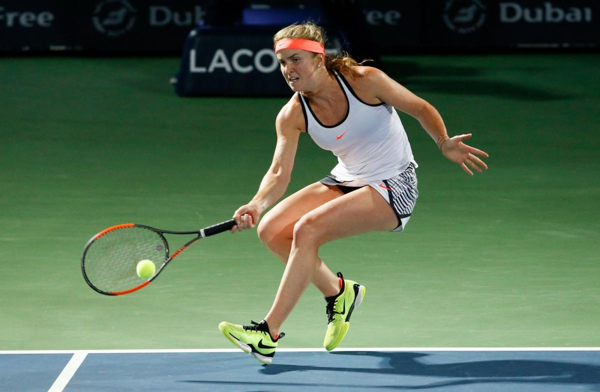 Элина Свитолина защитила титул в Дубае / facebook.com/ddftennis