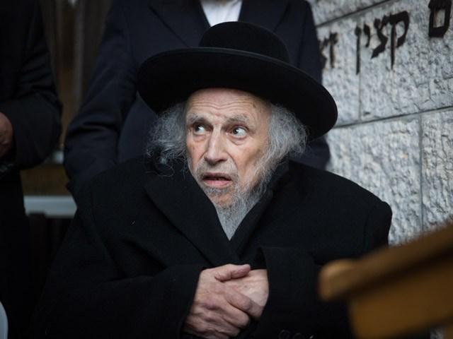 По меркам ультра-ортодоксальной общины, раввин Ойербах умер молодым / іsraeleco.com