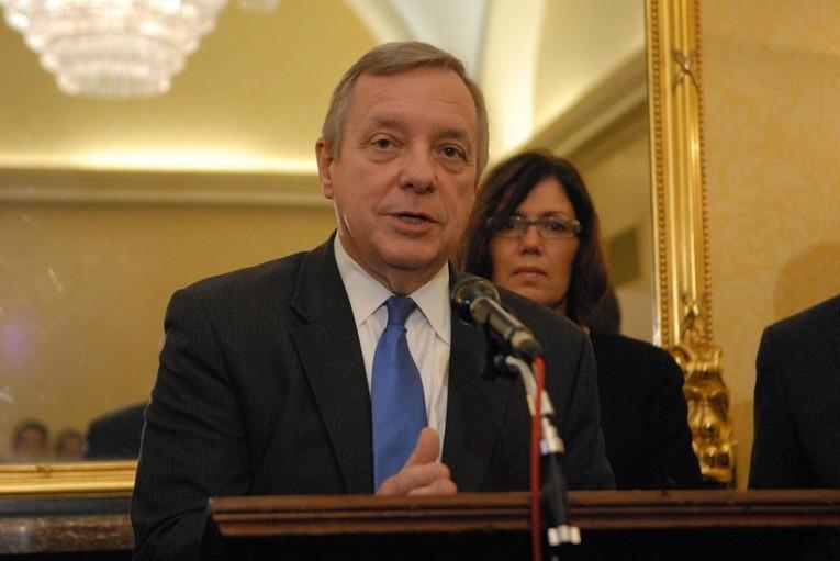 Річард Джозеф «Дік» Дурбін - американський політик, сенатор США від штату Іллінойс з 1996 / credo.pro
