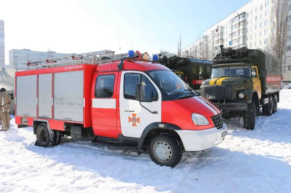 В Харькове возобновили теплоснабжение жилых домов / фото facebook/zubko