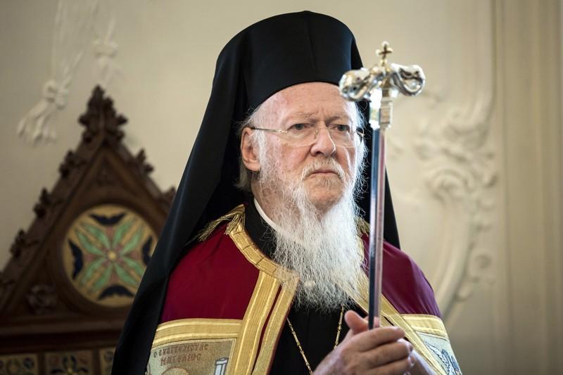 Патриарх Константинопольский Варфоломей направил письмо с соболезнованиями / news.church.ua