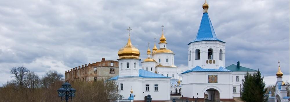 Молченский женский монастырь УПЦ / skol.if.ua