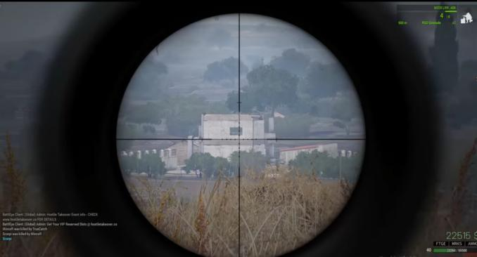 На русском  ТВкомпьютерную игру показали ввсюжете оСирии