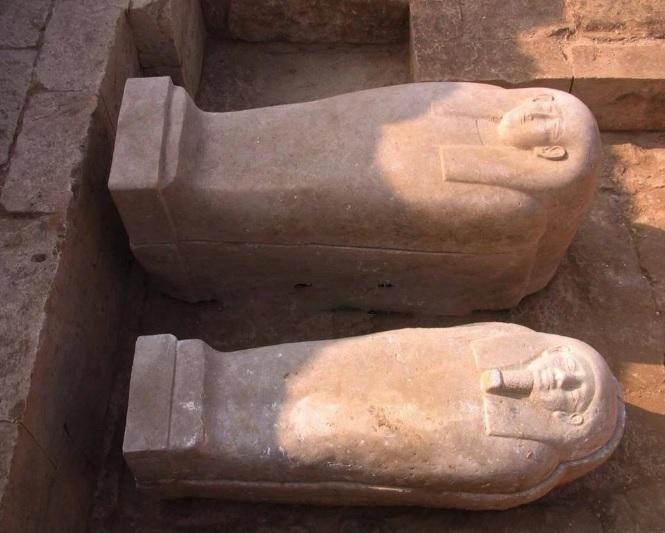 В Египте нашли жреческий некрополь начале эпохи Птолемеев / ua.112.ua