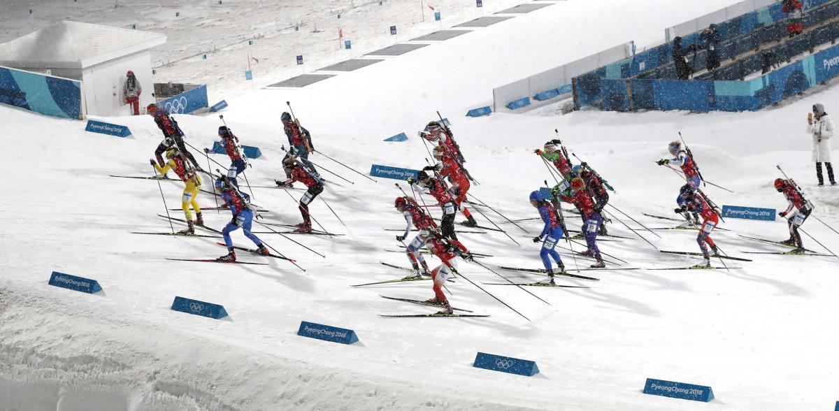 Сборная Украины провалила Олимпийские игры / REUTERS