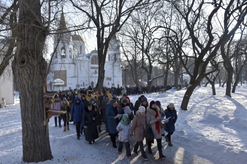 В день Торжества Православия, в Чернигове прошел крестный ход / orthodox.com.ua