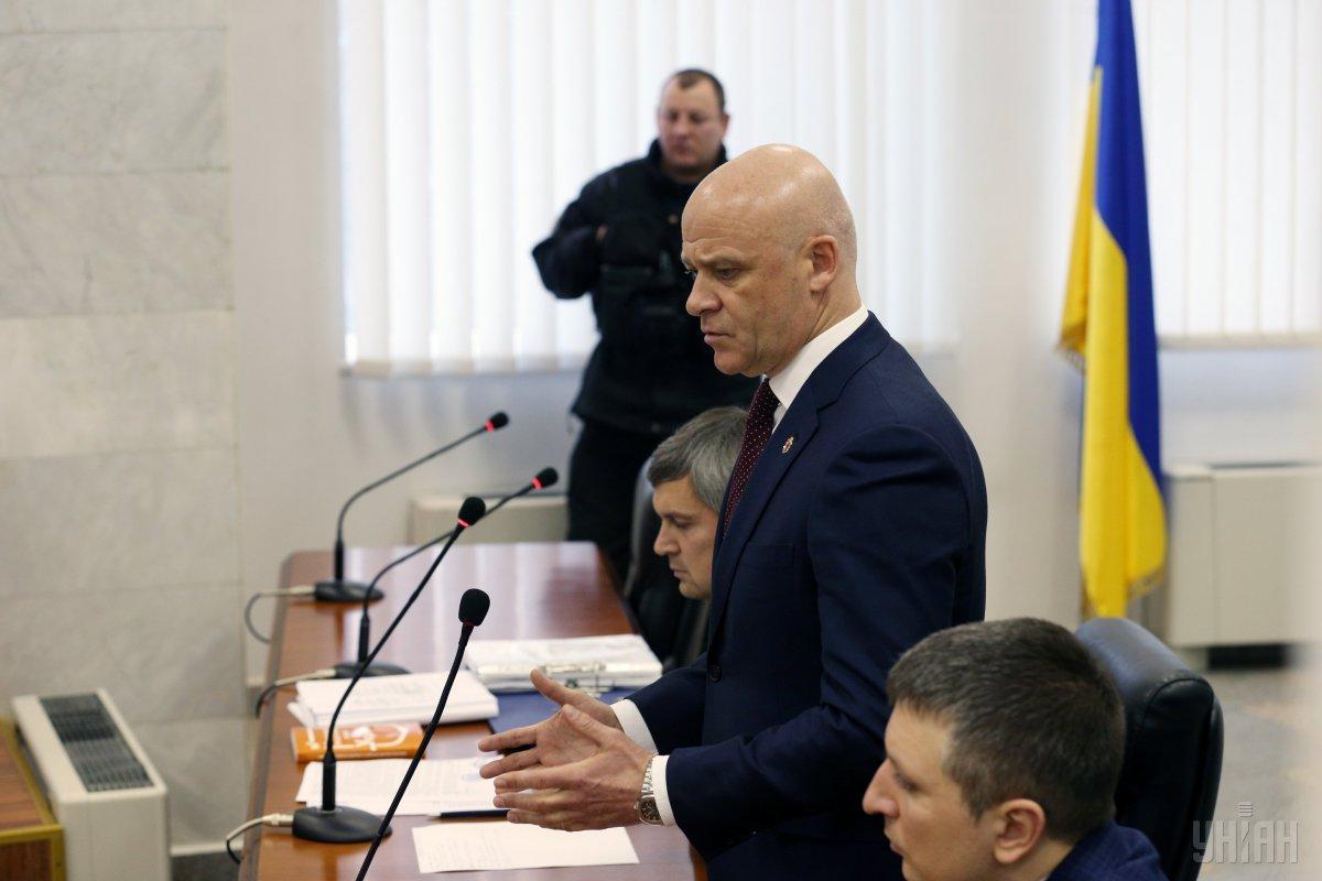 Труханова підозрюють у заволодінні майном шляхом зловживання службовим становищем / фото УНІАН