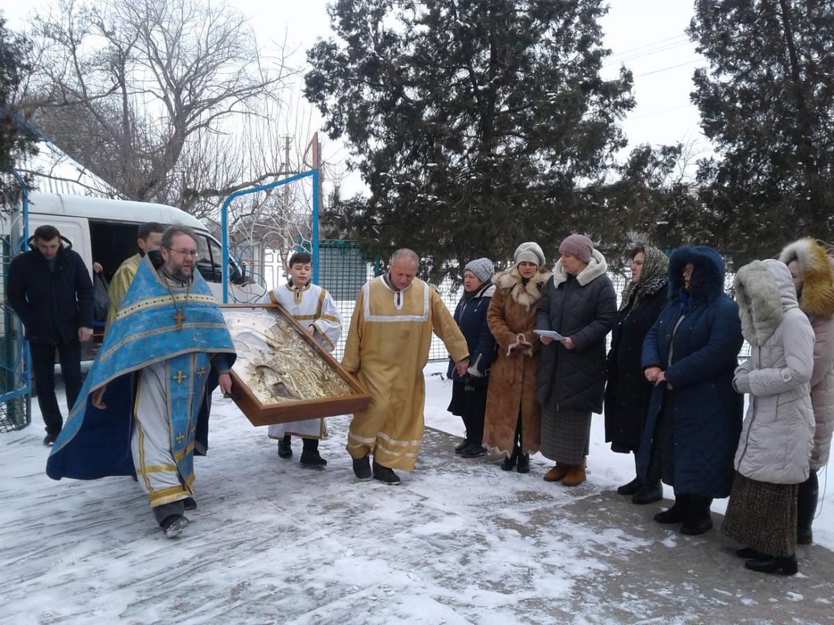 """Чудотворная икона """"Взыскание погибших"""" - утешительница скорбей родителей / hram.zp.ua"""
