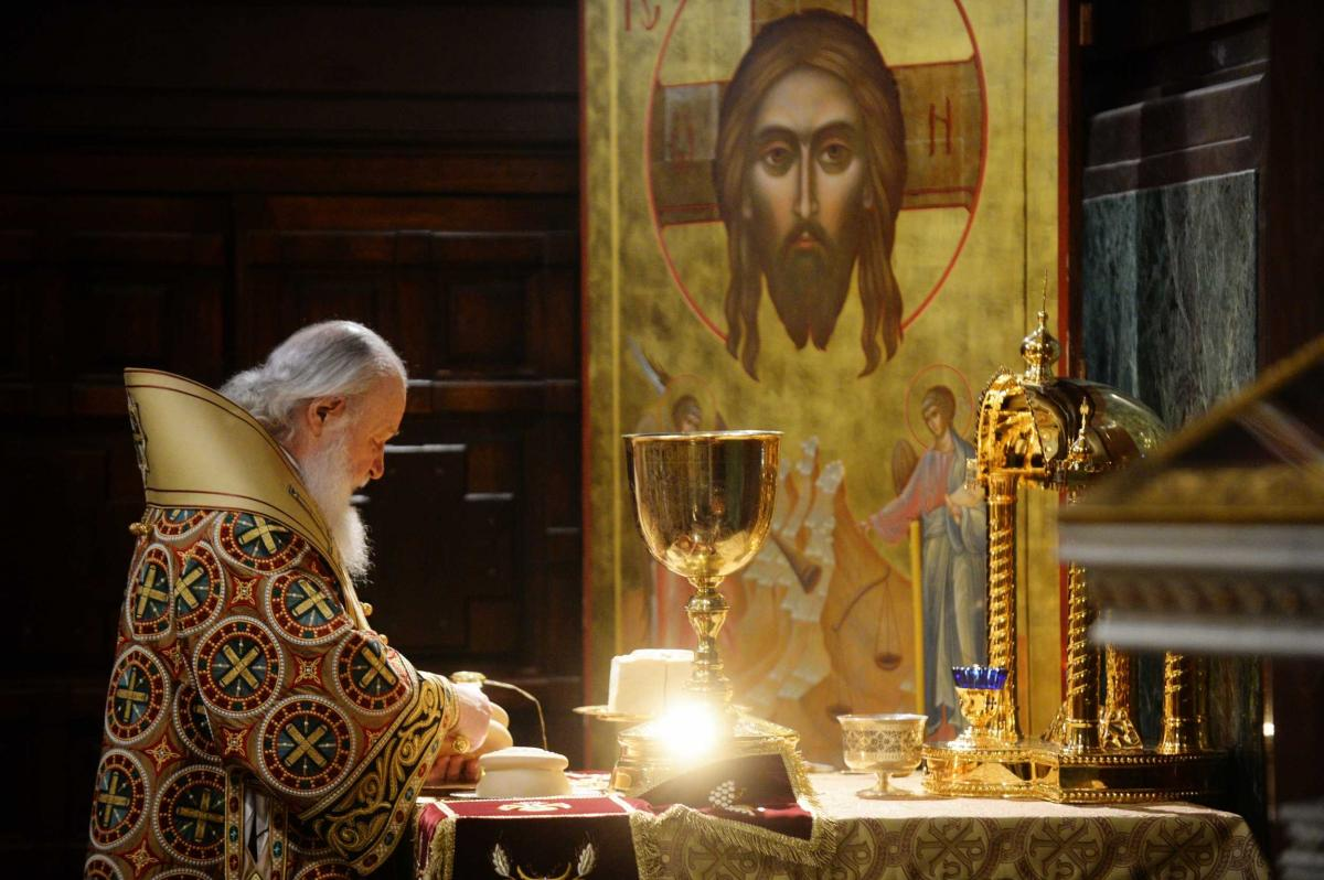 Патриарх Кирилл / foto.patriarchia.ru