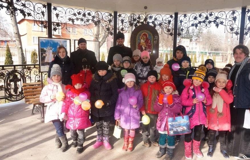 """Православный лагерь """"Шаг к Радости"""" / orthodox-kr.org.ua"""