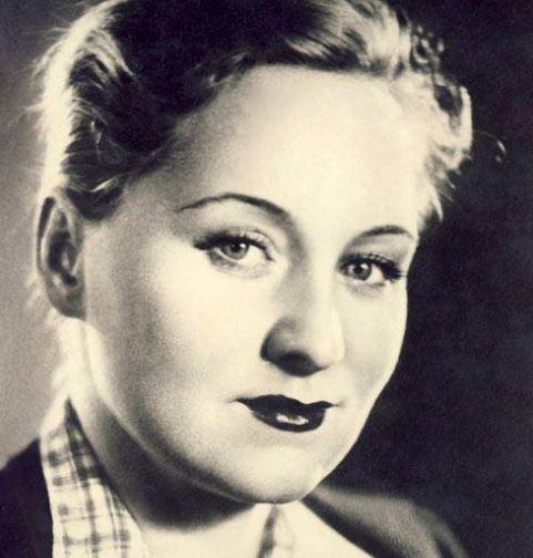 Актриса также снималась в кино / facebook.com/t.mayakovskogo
