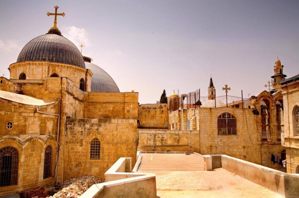 Храм Гроба Господня / guide-israel.ru, иллюстративное фото