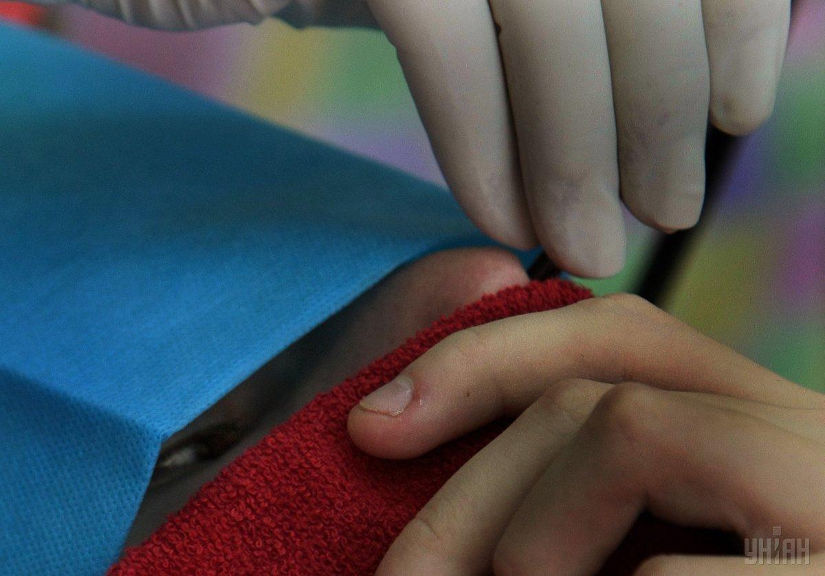 Школьникам провелипромывание желудка/ УНИАН