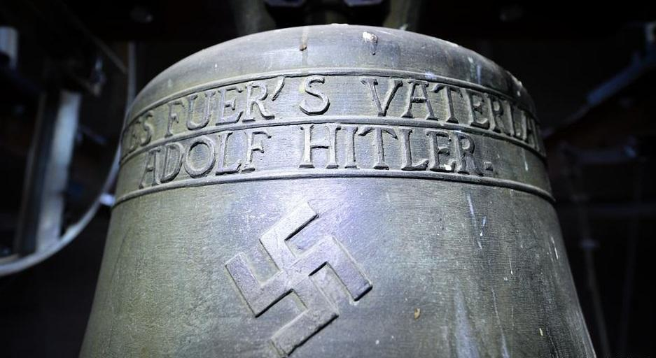 Изображения свастики в современной Германии запрещено / dw.com