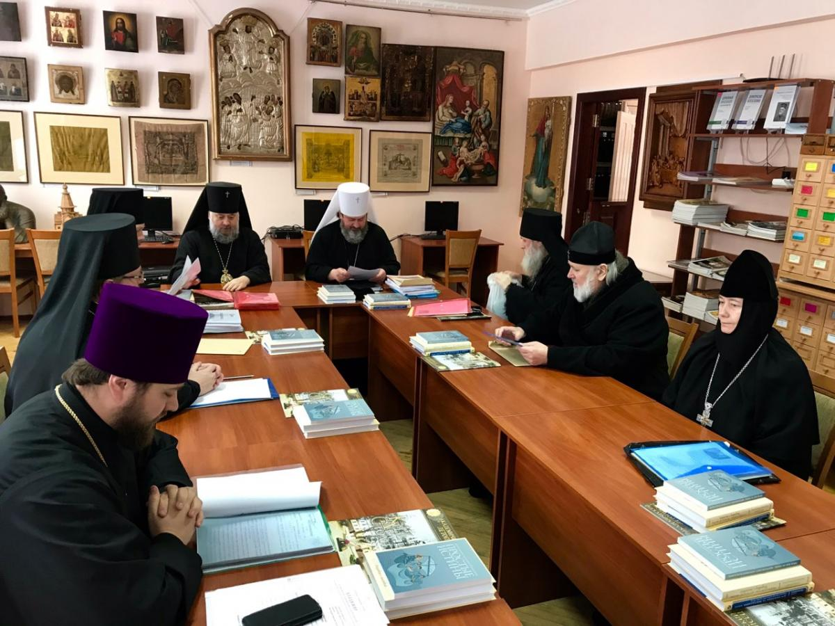 У Києво-Печерській лаврі відбулося чергове засідання Комісії з канонізації святих / news.church.ua