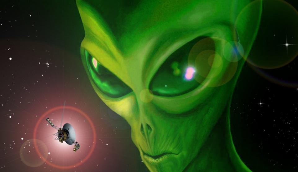 Физик прогнозирует контакта с внеземной цивилизацией / Скриншот