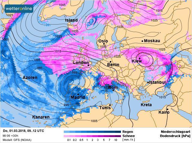 Українцям розповіли про погоду у перший день весни