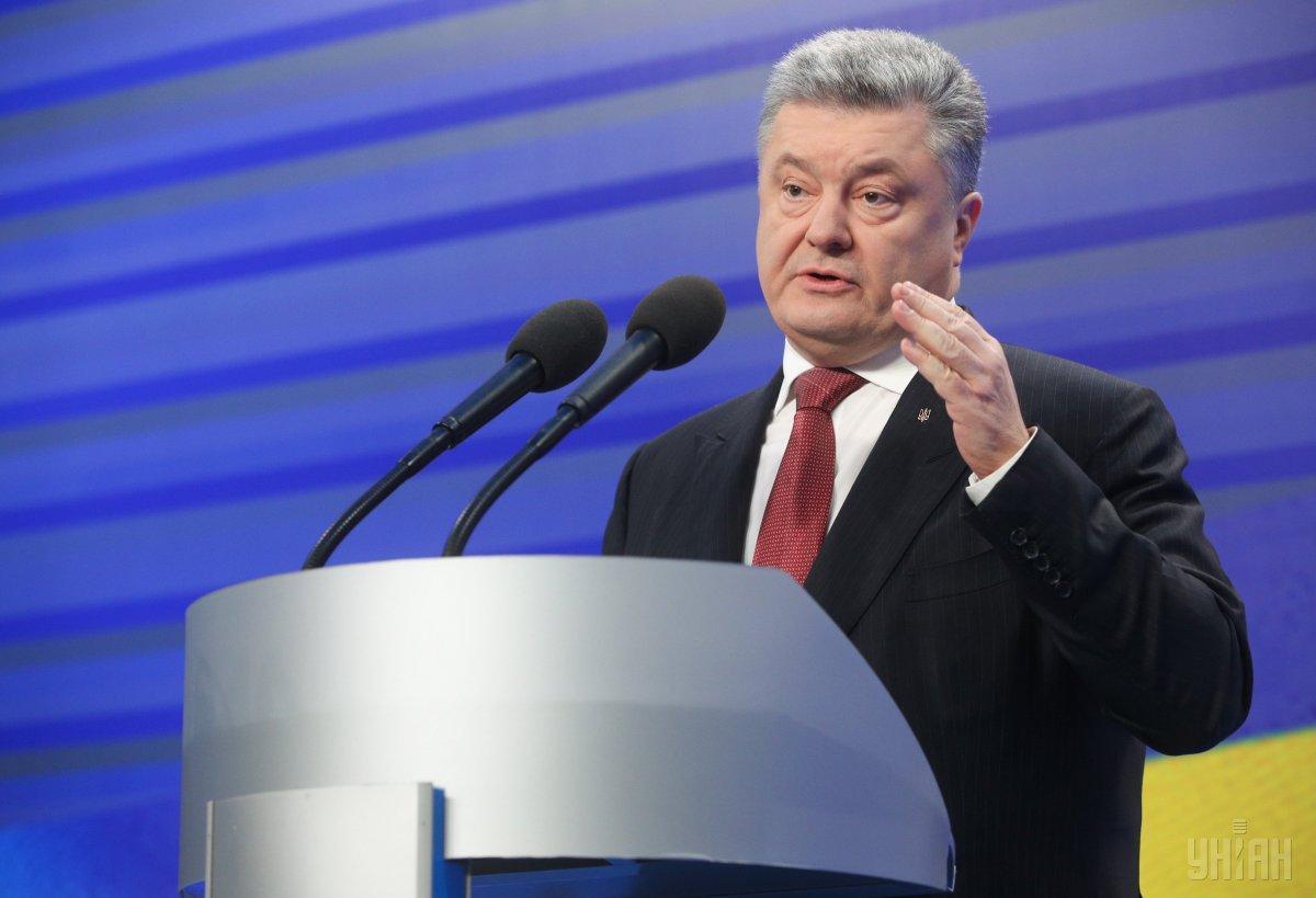 Порошенко заявив, що у Києві 4G-зв'язок може з'явитися протягом кількох місяцв / фото УНІАН